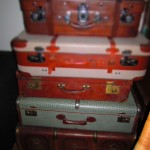 Blandade resväskor