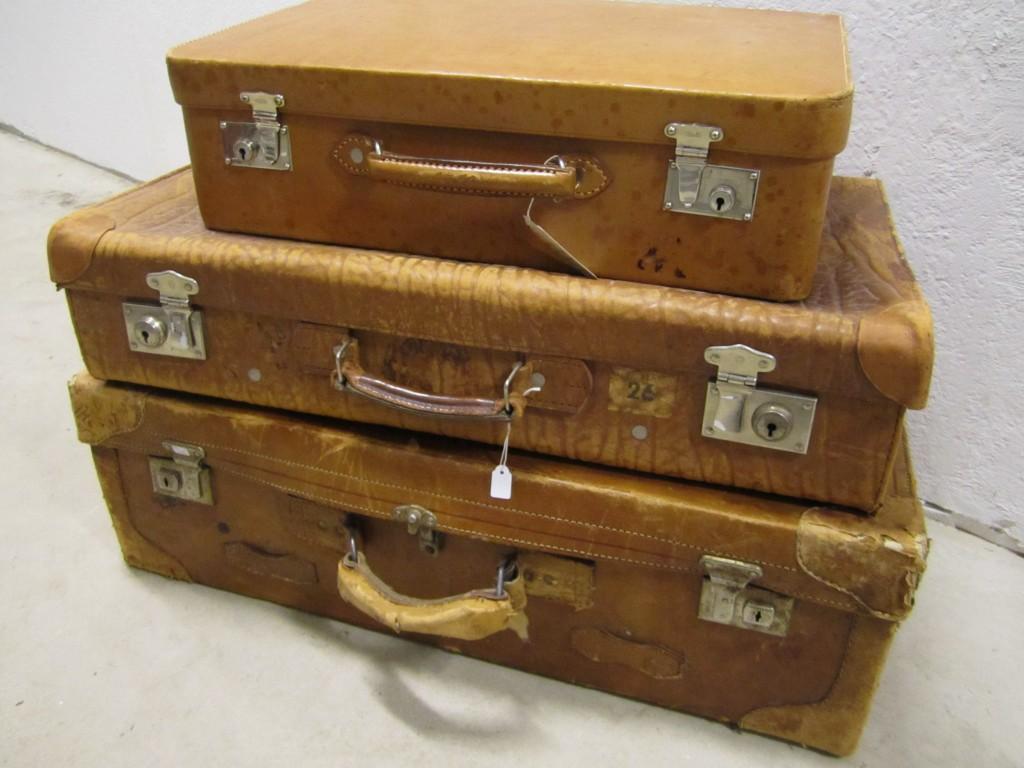 Handsydda väskor